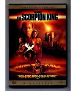 Scorpion King DVD - $5.95