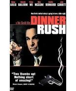 Dinner Rush DVD 2003 Widescreen and Full Frame UPC: 0794043610523 Danny ... - $5.93
