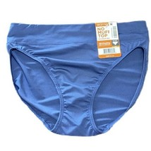 Warners NO Muffin Top NO Pinching NO Problems HI-Cut Panties Size S/5 Bl... - $15.99