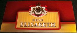 Queen Elizabeth! Reine Elisabeth Embossed Cigar... - $8.99