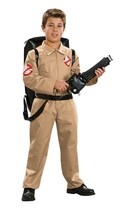 Classic Deluxe Kids Ghostbusters Costume Male Large - $54.24