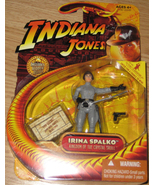 * 2008 Indiana Jones Kingdom of the Crystal Sku... - $15.00