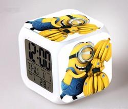 Minion Led Alarm Clock #07 Figures LED Alarm Clock - $24.00