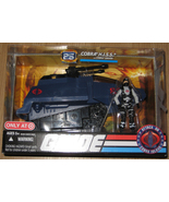 * G.I. Joe 25th Anv COBRA H.I.S.S. MIB - $40.00