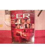 ER: Season 3 (E.R. Complete 3rd Season) DVD Box Set - $8.55