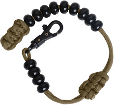 Coyote Tactical Paracord Pace Counter Beads Bracelet for Navigation Army... - $9.99