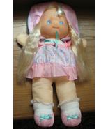 Puffalump Kid - Pink/Lavender Dress, Blonde Hai... - $14.99