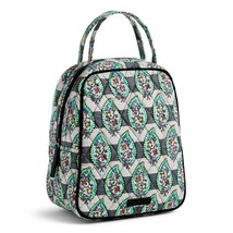Vera Bradley Quilted Signature Cotton Lunch Bunch Bag, Paisley Stripes