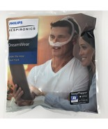 Philips Respironics Dreamwear Nasal Mask System 1116700 Retail Package Complete - $59.90