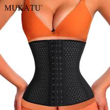 Waist trainer hot shapers waist trainer corset Shaper Slimming Belt body... - $11.70