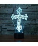 CROSS 3D Illusion Lamp - $27.99