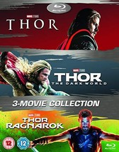 Thor 1-3 Box Set BD [Blu-ray] (Import)
