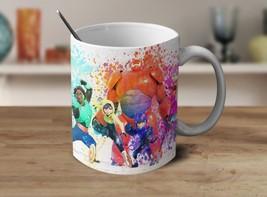 Disney Big Hero 6 Coffee Mug Disney Color Changing Mug Gamer Gifts Kids Mug - £9.52 GBP+