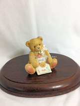 Cherished Teddies Birthday Bear Age 5   1993 NIB - $27.67
