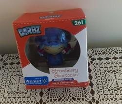 Brand New Funko Pop Dorbz Strawberry Shortcake Blueberry Muffin 261 Excl... - $8.99