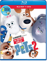 The Secret Life of Pets 2 [Blu-ray+DVD, 2019]