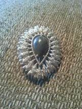"Sarah Coventry Vintage Tear Drop Brooch ""Granada"" 1978 - $15.00"