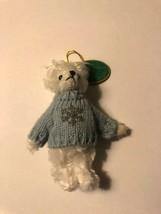"Bearington Bears ""Wendy Winters""- 4.5"" Bear Ornament- #380030- New- 2011 - $19.99"