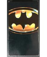 Batman - Jack Nicholson, Michael Keaton (VHS, 1997) Warner Bros - $5.95