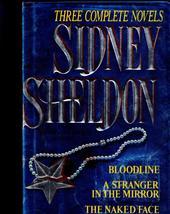 Three Complete Novels by Sidney Sheldon-Bloodline/a Stranger in the Mirr... - $5.70