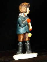 """""""Back to School"""" by Norman Rockwell Figurine AA19-1662 Vintage NR2 image 3"""