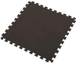 We Sell Mats Carpet Interlocking Floor Tiles, Charcoal Gray, 2 X 2-Feet - $45.64