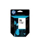 Hp 78 ink cartridge - $15.00
