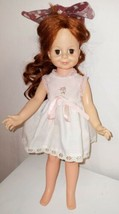 """VINTAGE 1982 IDEAL BEAUTIFUL GROWING HAIR CRISSY DOLL 15"""" - $24.75"""