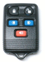 NEW 99-03 FORD WINDSTAR KEYLESS ENTRY REMOTE FOB TRANSMITTER XF2T-15K601-AA - $9.85