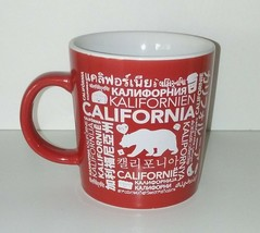 Languages / California  / Mug / Grizzly Bear / Unique 2ND other MUG FREE - $22.76