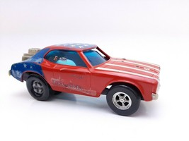 HASBRO STICK SHIFTERS OLD GLORY CAR 1970 BATTERY TOY *FOR PARTS* - $16.11
