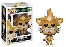 Rick and Morty TV Series Squanchy Figure Vinyl POP! Figure Toy #172 FUNK... - $12.55