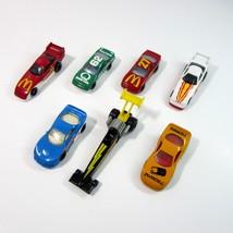Lot of 7 Mattel Hot Wheels Cars - August 6 to Sept 2, 1993 McDonald's Pr... - $9.99