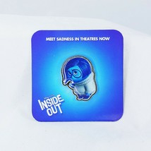 AMC Theaters - Inside Out - Sadness Disney Pin 109807 - $7.56
