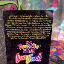 Lot Of Lisa Frank Vintage Dream Writers Note Address Books Yin Yang Black Paper image 6