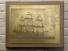 """Antique Print """"Steels"""" The Elements and Practice of Rigging & Seamanship... - $37.39"""