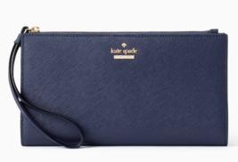 Kate Spade Phone Holder Wristlet Wallet cameron street eliza ~NWT~ Blue - $84.65