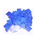 30ct 10mm Imitation Turquoise Square Cabs  - $11.99