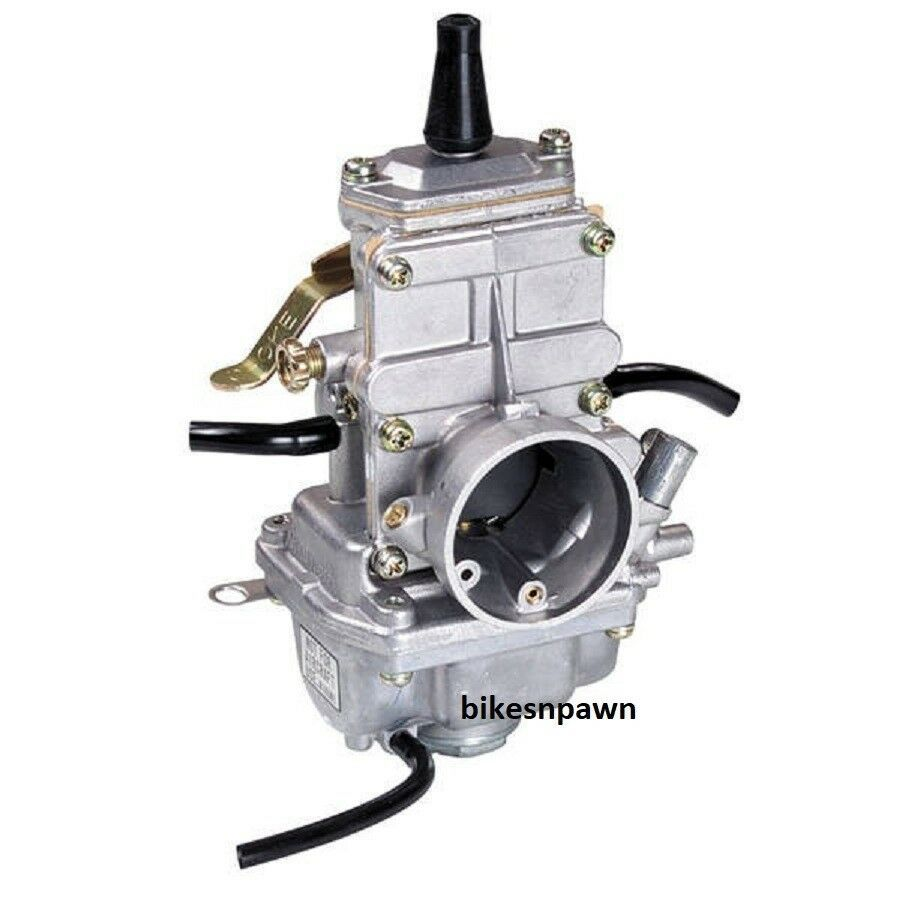 New Mikuni TM Flat Slide Smoothbore 28mm Carburetor ATV MX Dirt Bike