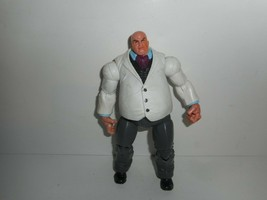 2006 Toybiz Marvel Legends Face Off Arch Enemies Kingpin Action Figure - £20.42 GBP