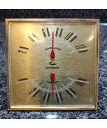 Vintage Taylor Humidiguide Thermometer Temperature Humidity Gauge  3.5 i... - $14.00