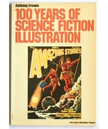 100 Years of Science Fiction Illustration Anthony Frewin UK Ed Panther B... - $44.95