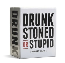 DRUNK STONED OR STUPID [A Party Game] DRUNK STONED STUPID, LLC - $27.07