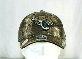 Jacksonville Jaguars 47 Brand Realtree NFL Camo Baseball Cap Adjustable  - $31.99