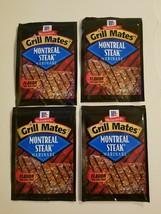 McCormick Grill Mates Montreal Steak Marinade Seasoning - 0.71 Oz - Pack of 4 - $14.85