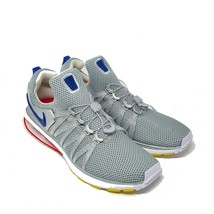 Nike Shox Gravity Silver Red Blue AR1999-046 size 11 Running Shoes Jogge... - $140.88