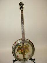 Vintage Ludwig Capital 4-String Tenor Banjo - $499.99