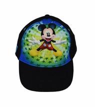 Disney Mickey Mouse 3D Baseball Cap - Boys Black - $11.28