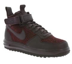 NIKE W LF1 Flyknit Workboot Women's Sneaker Black 860558 600 SIZE 6 - $164.95