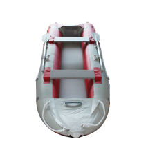 BRIS 12ft Inflatable Kayak Fishing Tender Inflatable Canoe Boat With Air Floor image 6